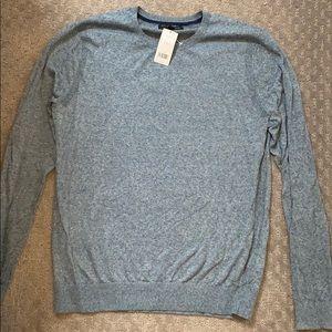 Banana republic silk linen sweater